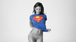 Supergirl selectivecolor by Porteam16