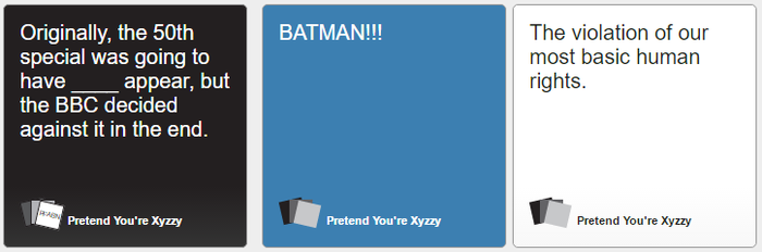 Cards Against Humanity 362 by thetrollsapprentice