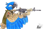 The most Magpul-ized Rio drawing ever? by ashermamen234