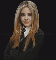 Sasha Pieterse as Slytherin by N0xentra