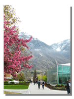 Crisp Spring Morning at BYU by WillFactorMedia