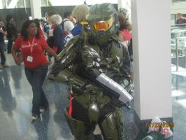 Anime Expo: Master Chief by WildFantasy
