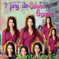 Selena Gomez 7 PNG by FlorEditions