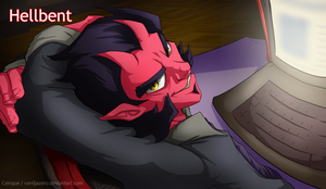 Hellbent by Ceirque