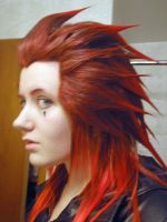 Axel cosplay test by lunaecIipse
