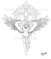 Tattoo design 3 by Bone-Fish14