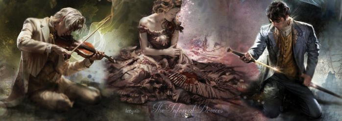 The Infernal Devices - new covers by letydb