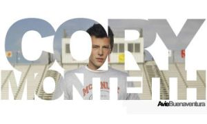 cory monteith by imnotjustakid