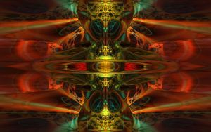 Apparitions of the underworld by timemit