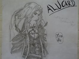 Alucard / Castlevania: Symphony of the Night (HQ) by AaronZX1