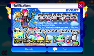 Sonic Runners - Windy Hill in Spring! by supersilver1242