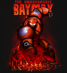 Protective Baymax by SteveGibson