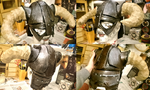 Cosplay Commission - Dovahkiin helmet by Emme-Gray
