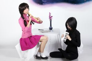 Yume nikki cosplay [1] by AnnLycoris