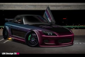 Honda S2000 by LdkDesign