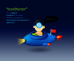 new face for icondoctor by icondoctor