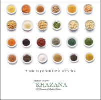 Menu Cover- Khazana by wokeupjustnow