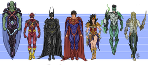JLA by ToPpeRa-TPR