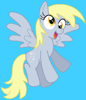 Derpy Hooves by HeartinaThePony