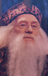Dumbledore by fireproofmarshmallow