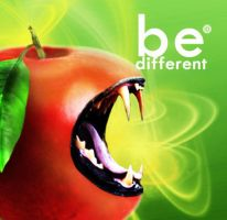 Be Different by LorelainW