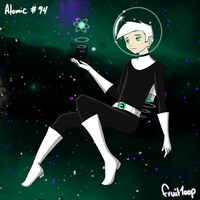 Atomic #94 by fruit1oops