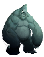 Bbbb 12 Great Ape by joverine