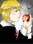 My apple by Buranshe1