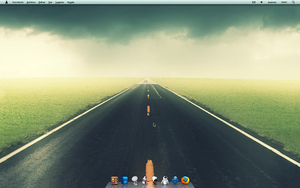 My old ArchLinux I by Juanma90