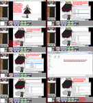 MMD Tutorial - How to apply Bodyline by Pikadude31451