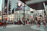 Toronto Downtown by AnanyaArts