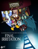 Final Irritation - Original Concept by wolfjedisamuel