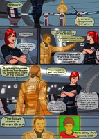 Mass Effect: Hide And Seek P3.1 by EightyEightDoodles