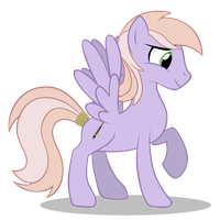 OC Pony - Lavender by Stinkehund