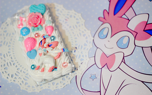 Sylveon Decoden by ThePocketKawaii