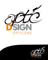 Optic Design Logo by zulto