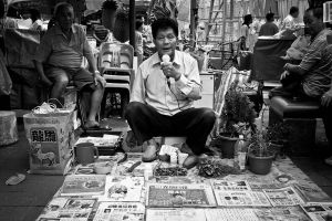 The Seller by dzulfazly