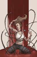 Witchblade 132 by arf