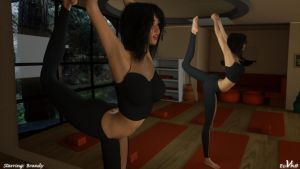 Beauty of Yoga 08 by EcVh0