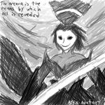 Scribbly Nyx Avatar--spoilers? by Stareon