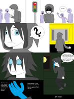 The Line Between Life And Death 1 by DaxterBoyAwesome