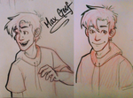 humanized Max by annogueras