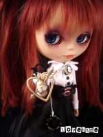 Custom blythe Cosette 2 by lovehaze