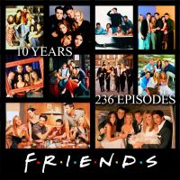 Friends Tv Show by Pliok14