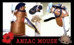 ANZAC Mouse by DeverexDrawer