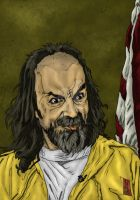 Charles Manson - Artwork 7 by The-Real-NComics