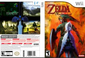 Zelda wii cover by Ryoni93