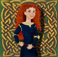 Merida by HollyRoseBriar