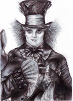 Mad Hatter by SvPolarFox
