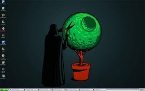 Vader's Topiary by Quickman012